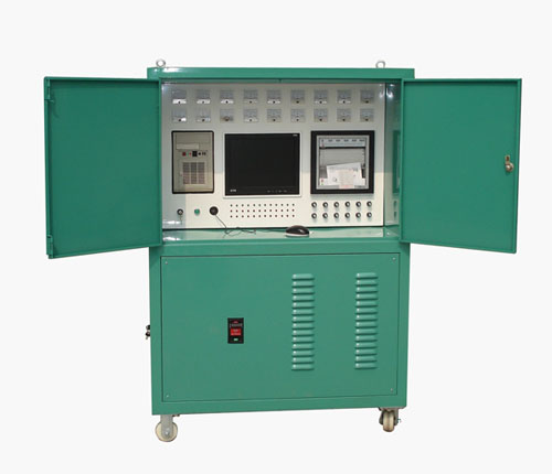 Heat Treatment Console