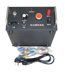 Thermocouple welding unit