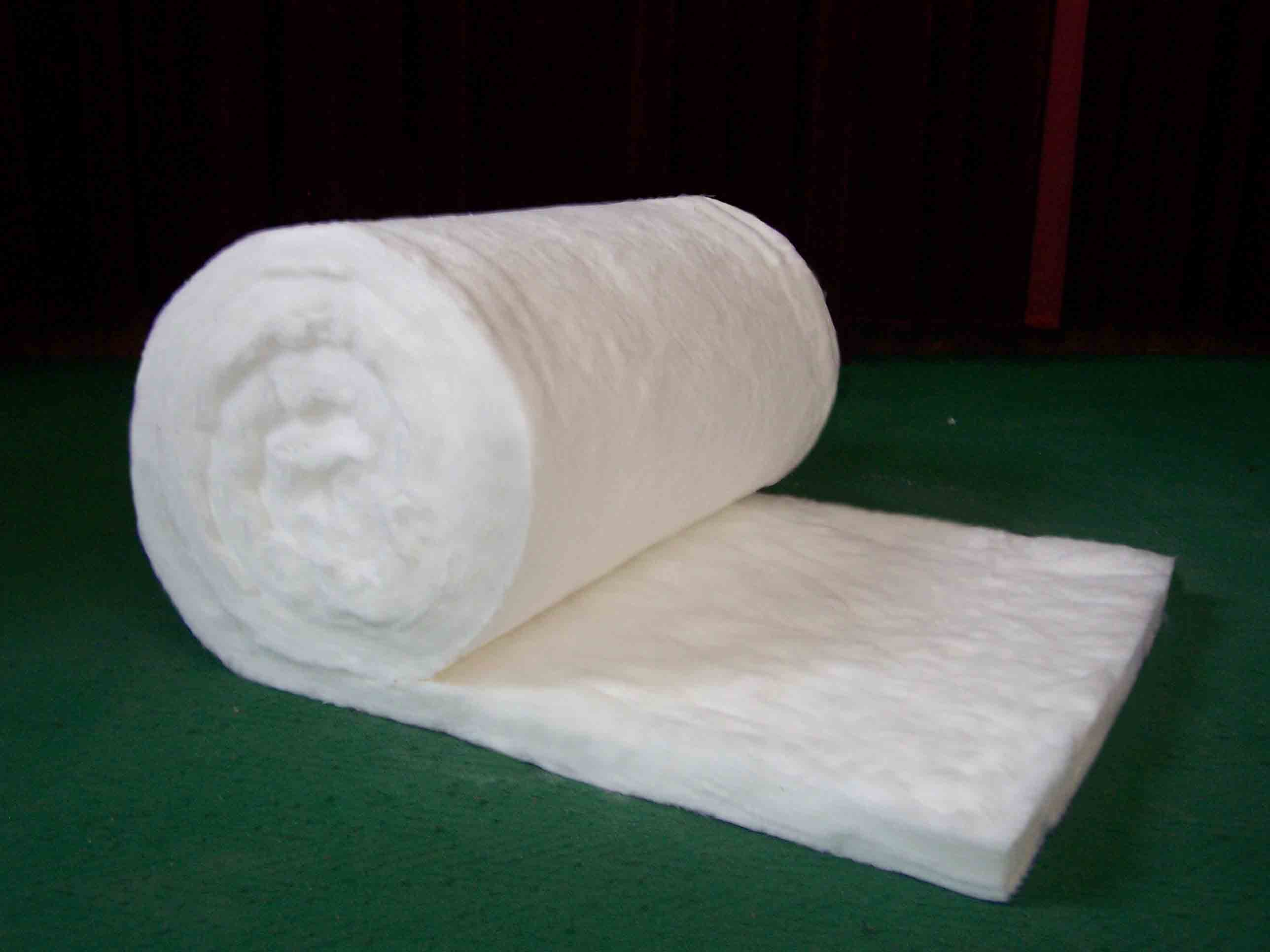 Insulation accessory heatingtreat for Glass fiber blanket insulation